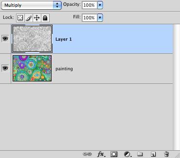 illustration layers