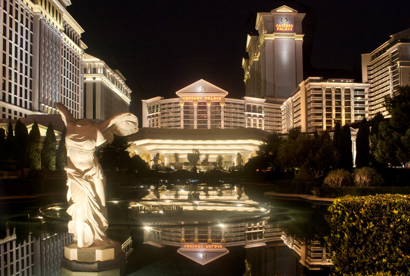image of Ceasars Night Reflections Final