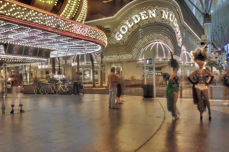 Golden Nugget Fremont Street Vegas