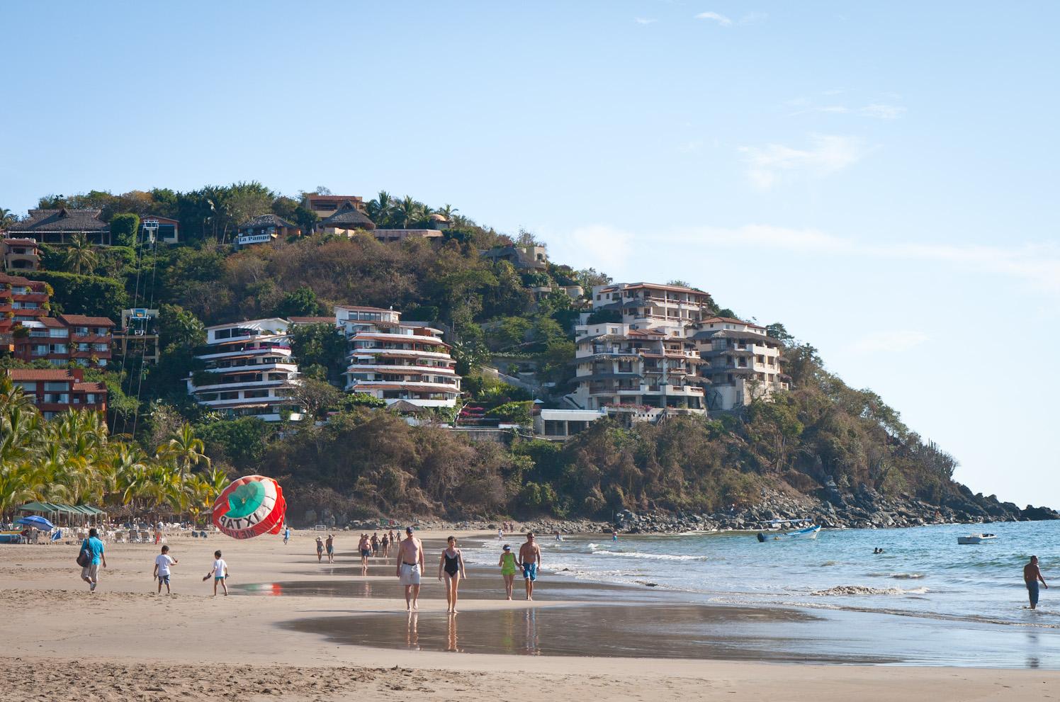 Ixtapa Beach 2