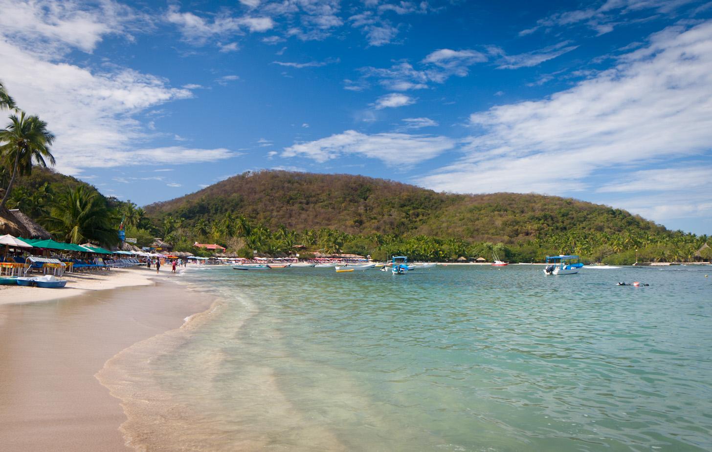 Playa Las Gatas 1