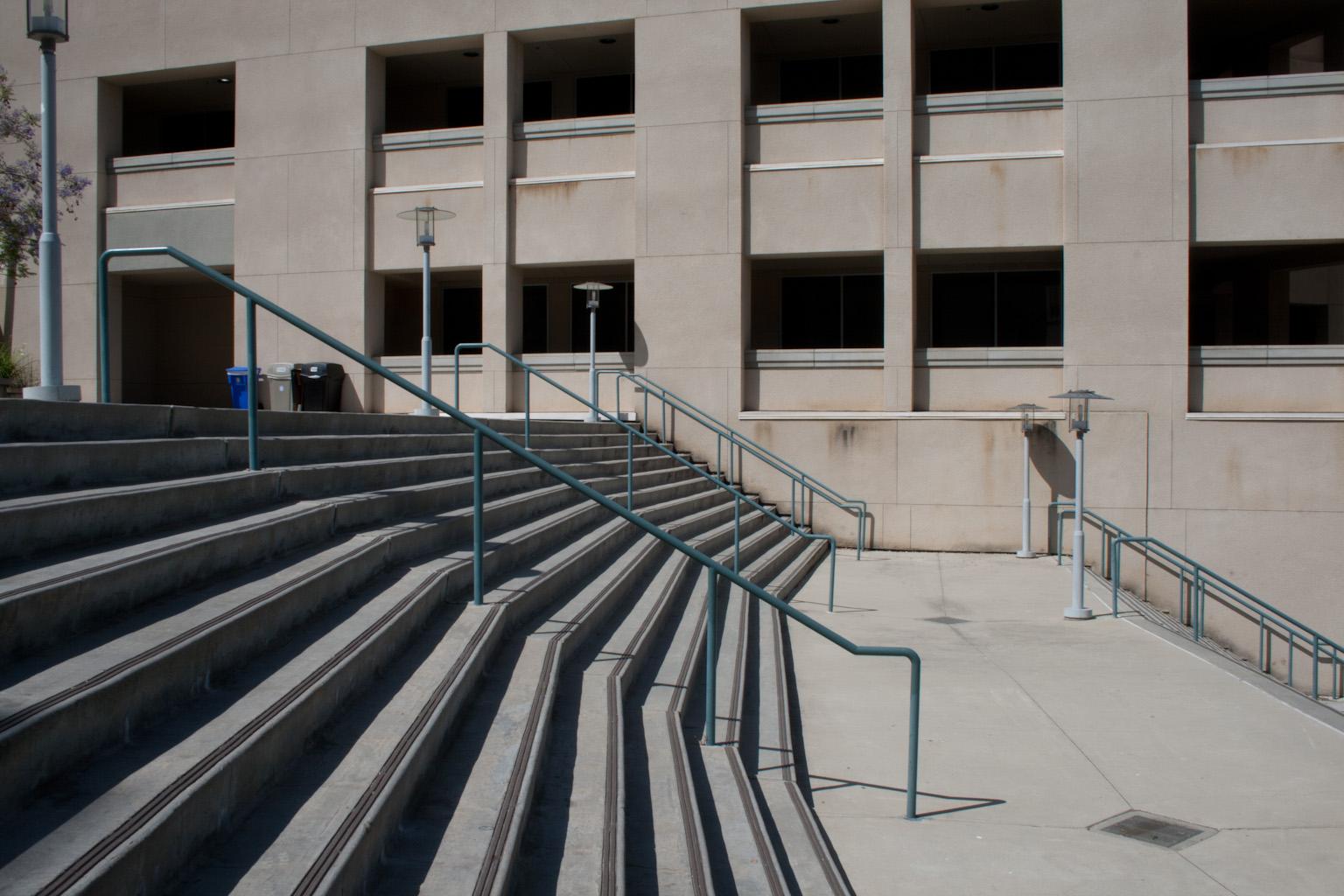 CSUSM Stairs bracket 0