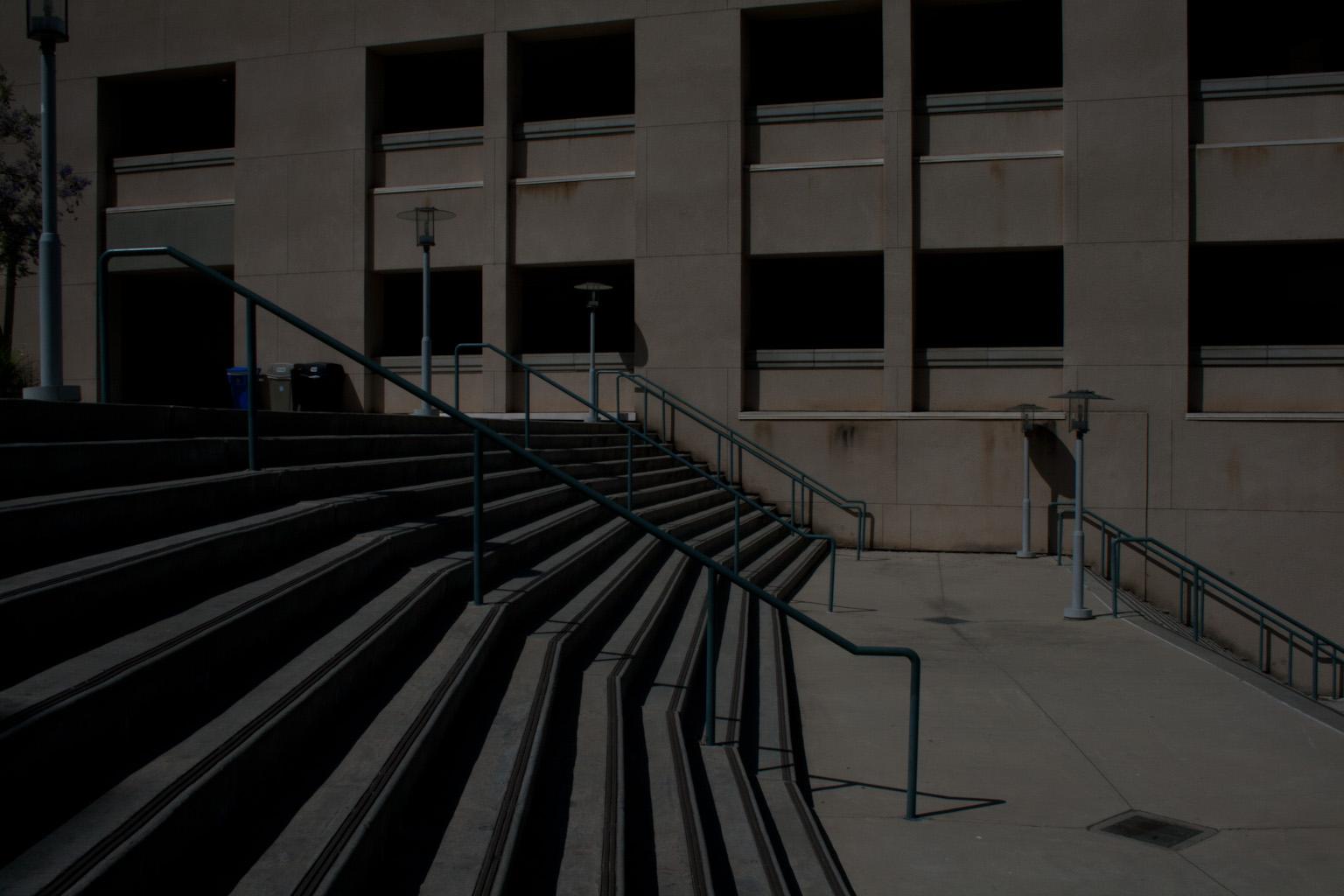 CSUSM Stairs bracket -2
