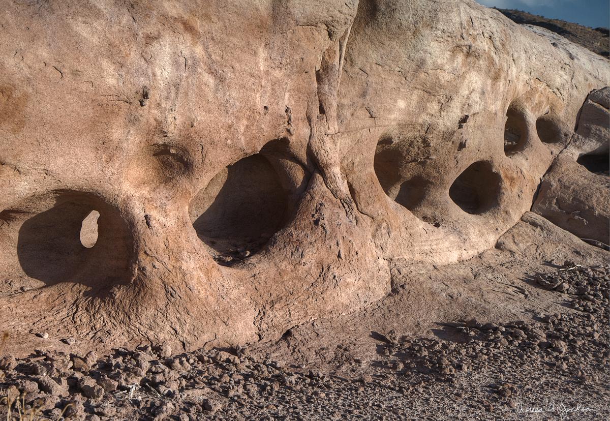 Borrego Springs Wind Caves