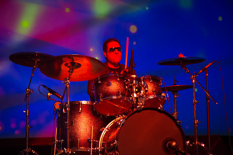 Scott Kelby drums