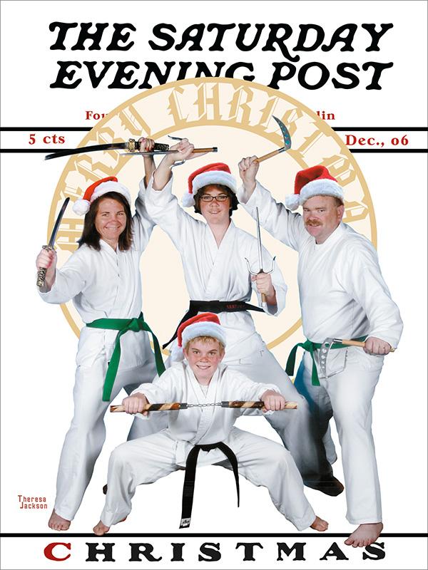 2006 Christmas Card