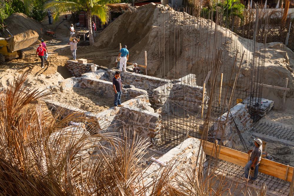 Las Palmas construction