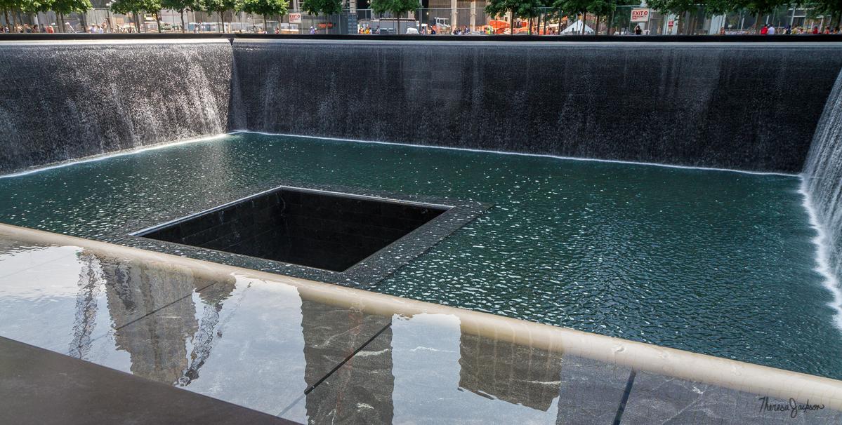 South Pool fountain