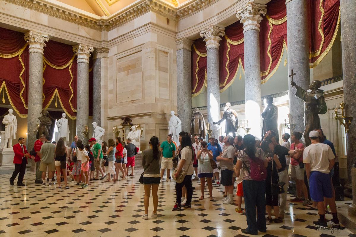 US Capital Statuary Hall