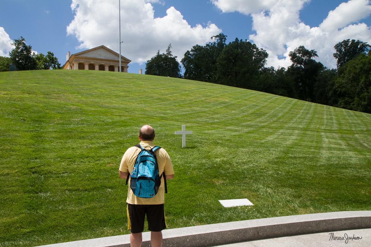 Arlington Bobby Kennedy Grave