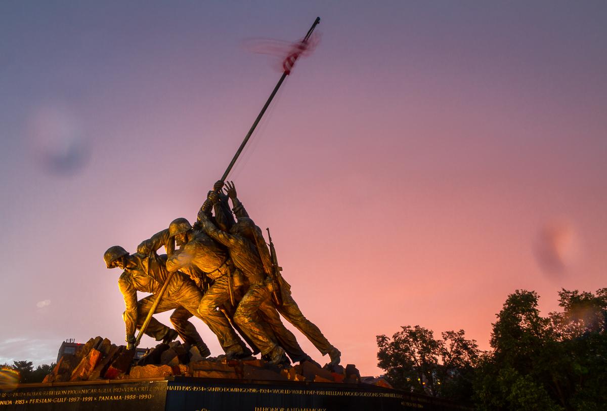 Marine Core Memorial
