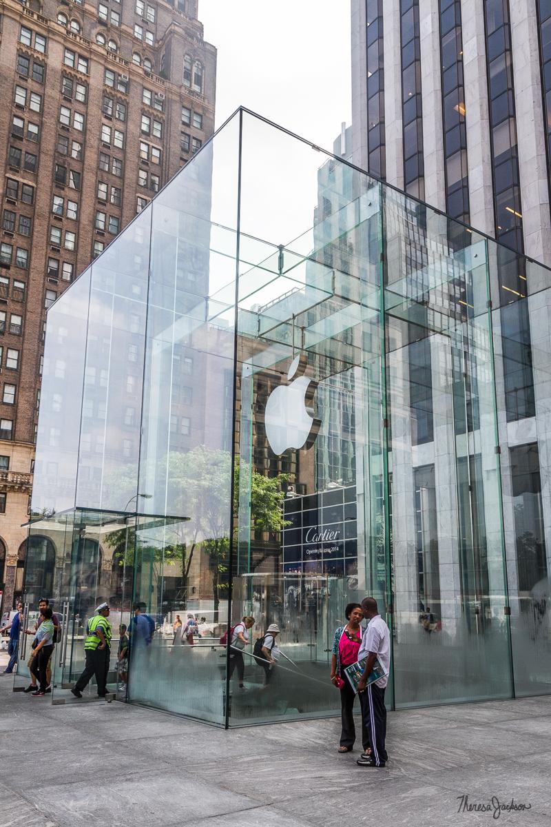 Apple Store NYC