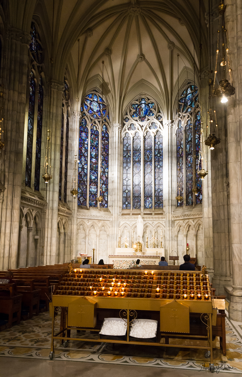 St. Patricks Cathedral Lady Chappel