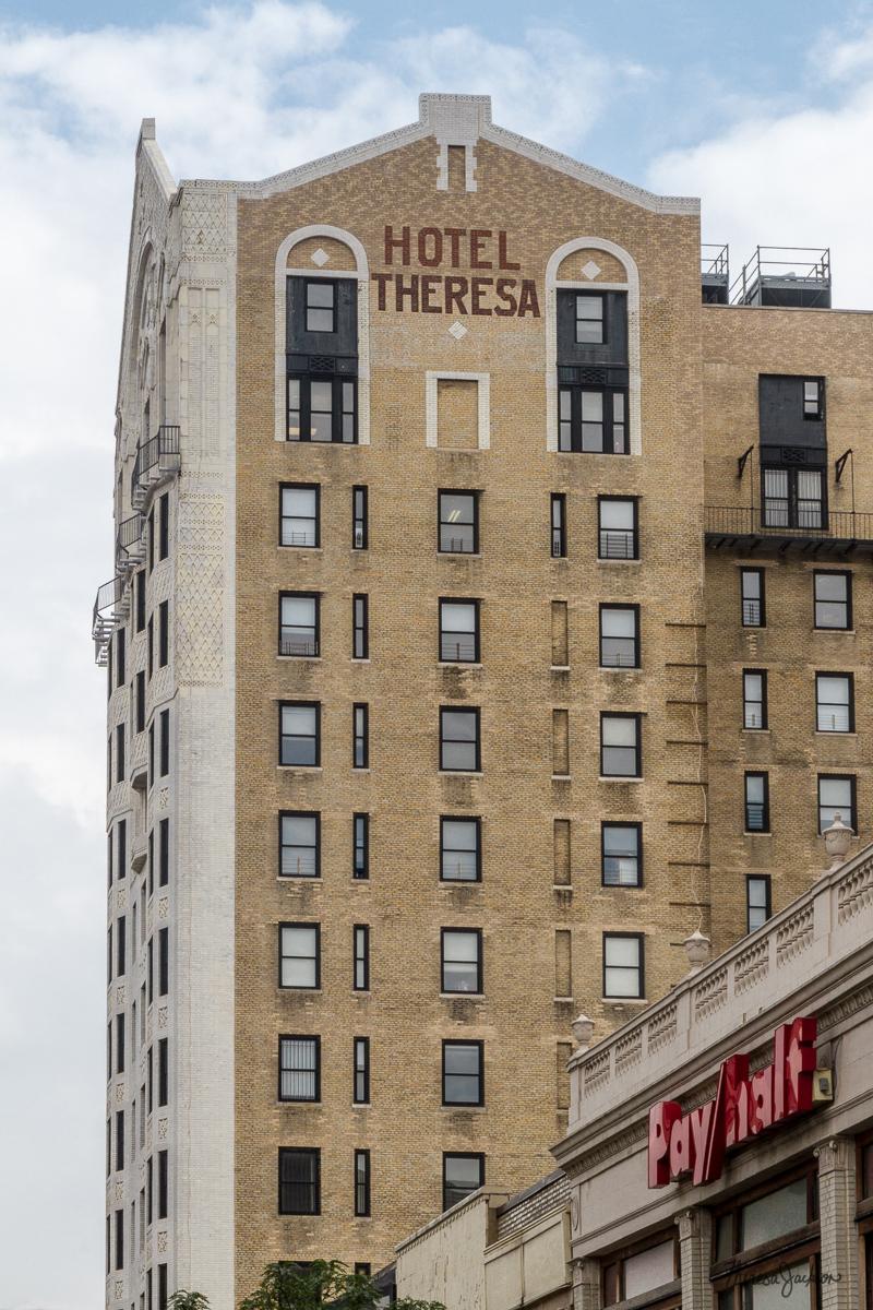 Hotel Theresa Harlem