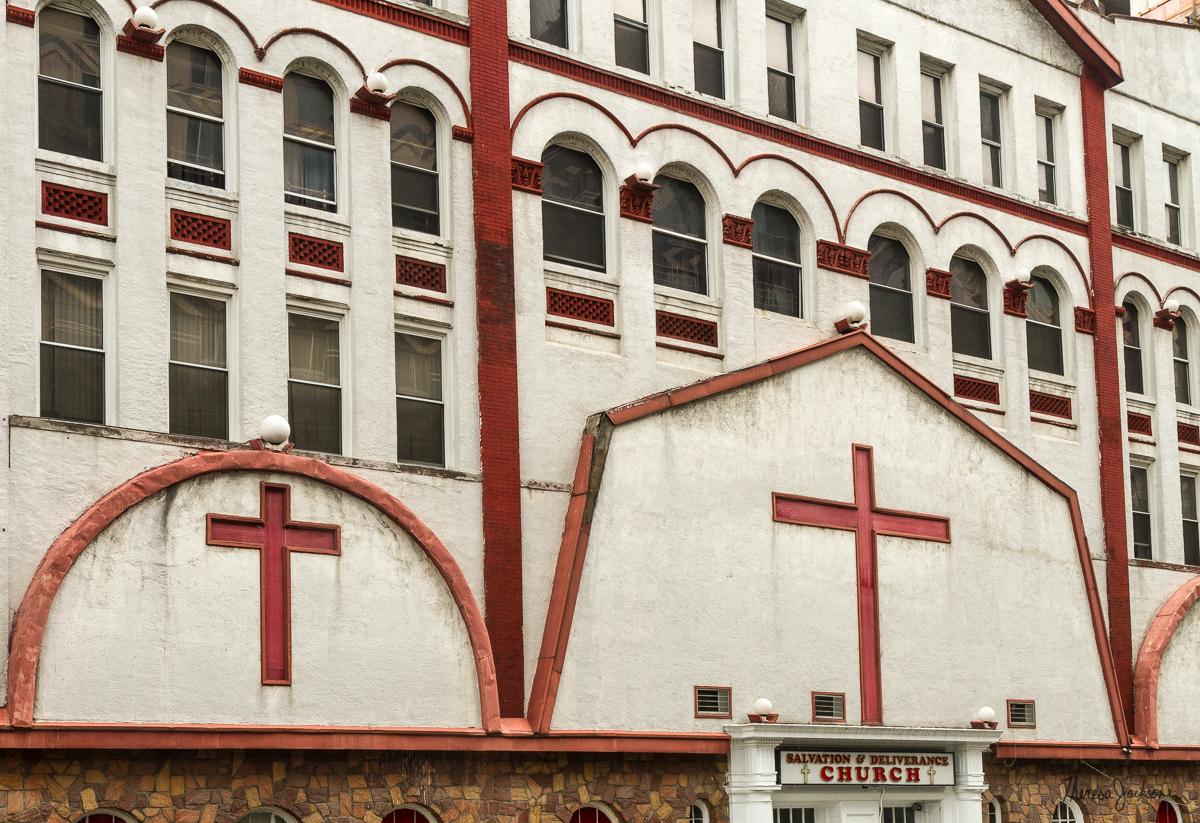 Salvation and Deliverance Harlem