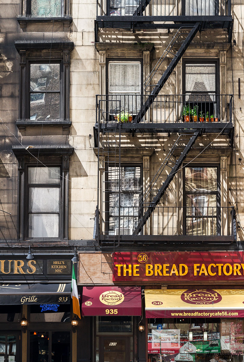 The Bread Factory NYC