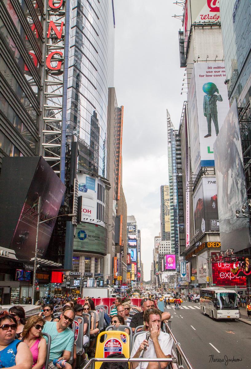 NYC Crowd