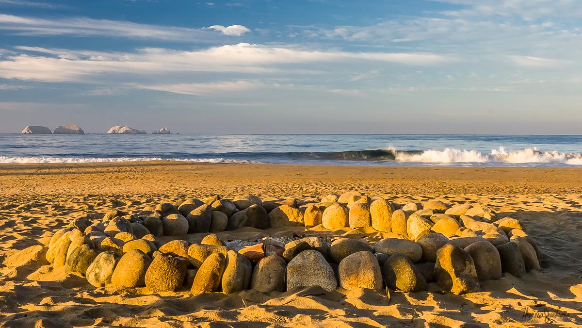 Las Palmas, Playa Blanca Mexico