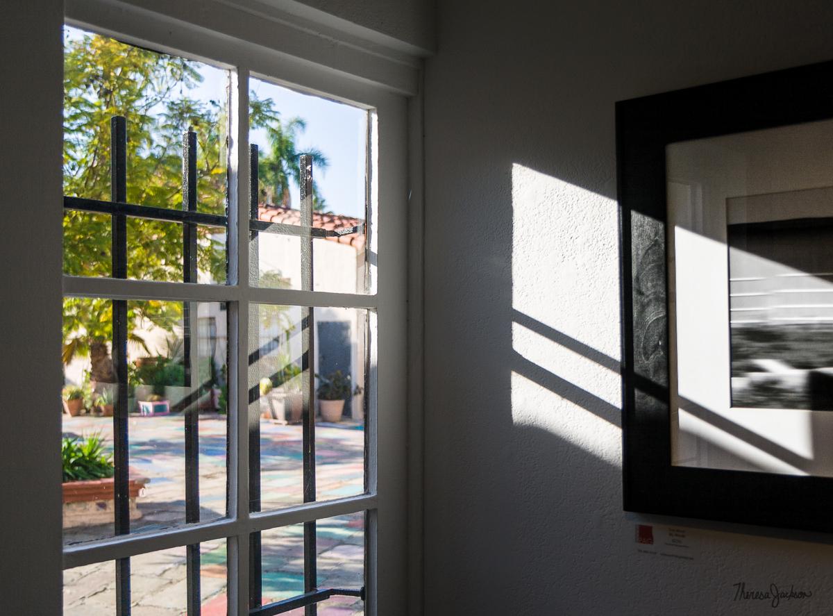 Spanish Village Gallery 21 Shadows