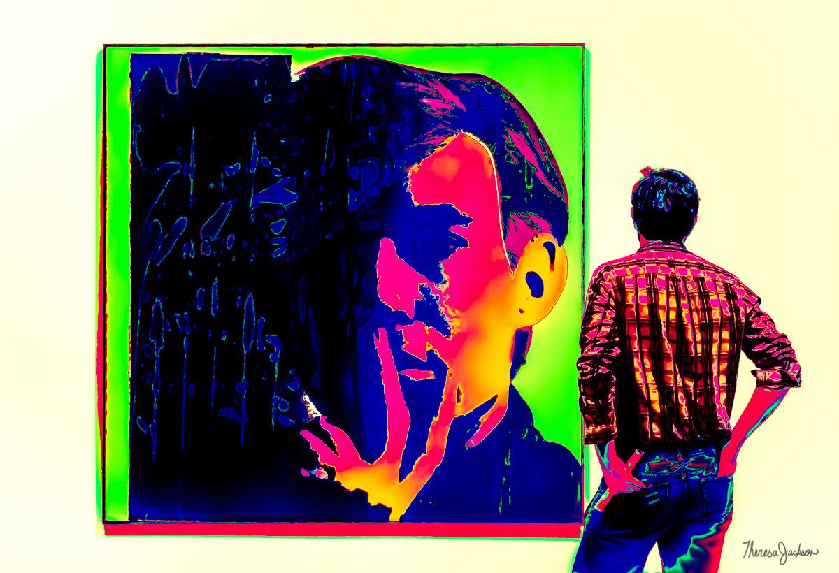 Warholed Warhol's Warhol