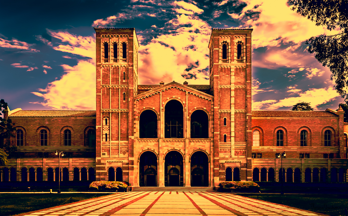 Royce Hall, UCLA